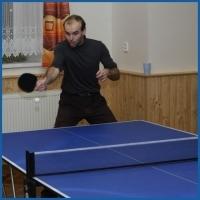 Silvestr tabletenis anobrž ping-pong 2010